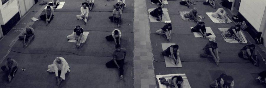 گاندھی گیان مندر یوگا سینٹر میں خوش آمدید